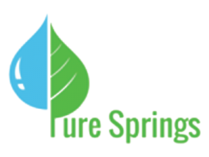 Website Upload Logo Pure Springs PNG