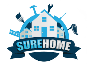 Website Upload Logo Sure Home PNG
